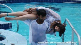 @ @ Sridevi Vijaykumar lost balance exposing boobs and inner wear lifted in the swimming pool