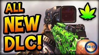 "getlinkyoutube.com-""WEED CAMO & MORE!"" - Call of Duty: Ghosts - (NEW DLC COD GHOST)"