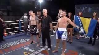 getlinkyoutube.com-HARIS CUTUK HIGHLIGHTS 2014 Bosnian kickboxer fighter