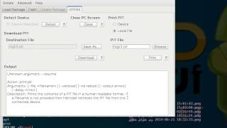 getlinkyoutube.com-كيفيه استخدام heimdall في لينكس