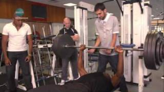 getlinkyoutube.com-Dynamo Magician Impossible Lifting 150kg with Doom Good Quality