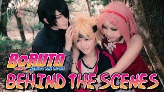 getlinkyoutube.com-Uzumaki vs Uzumaki - Boruto: Naruto The Short Film - Behind The Scenes [Featuring Dogs!]