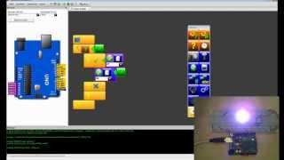 getlinkyoutube.com-minibloq tutorial 1, arduino grafisch programmieren Einführung