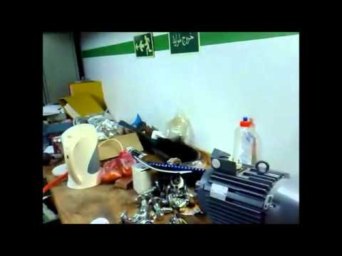 What Is Beneath Matassim Gaddafi's House: A Hospital, Tripoli, Libya (Aug. 29, 2011)