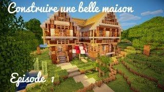 getlinkyoutube.com-Construction d'une belle maison - Ep.01: La base et les murs