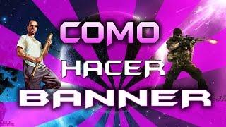 getlinkyoutube.com-Como Hacer Banner Para Canal De Youtube 2016