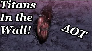 getlinkyoutube.com-TITANS IN THE WALL - Attack On Titan SEASON 2