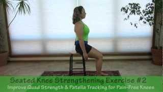 getlinkyoutube.com-Seated Knee Strengthening Exercise -  for the Quadriceps & Patella to Help Reduce Knee Pain