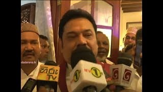 Police have enough powers to curb hate crimes - Rajapaksa
