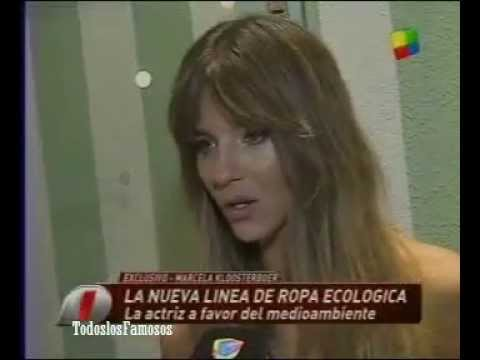 Intrusos-Marcela Kloosterboer critico a Narda Lepes