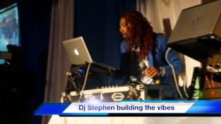 Atlanta Soca Music Festival 5-ft Super Blue, Chucky Gordon and DJ Stephen