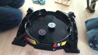 getlinkyoutube.com-Battle Strikers Beyblade Bramming