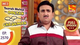 Taarak Mehta Ka Ooltah Chashmah - Ep 2570 - Full Episode - 5th October, 2018 width=