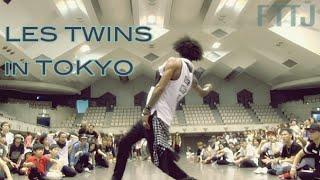 getlinkyoutube.com-LES TWINS - teaching dance scenes (レ・ツインズ 指導風景)