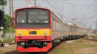 getlinkyoutube.com-【ジャカルタの鉄道】 205系 JR埼京線&川越線