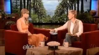 getlinkyoutube.com-ELLEN DEGENERES SCARING CELEBRITIES (TAYLOR SWIFT,SELENA GOMEZ AND MILEY CYRUS)