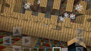 แจก SEED ห้องสมุดลับของหมู่บ้าน NPC ของ MinecraftPE เวอร์ชัน 0.14.3 [ ต่ำกว่า 0.15.0 เล่นได้ ]