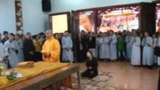 getlinkyoutube.com-Ma nhập xác tại đàn tràng Chùa Hội Phước, Đức Trọng