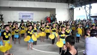 ACC Mayapa Grade 4 pamaypay Festival 2011