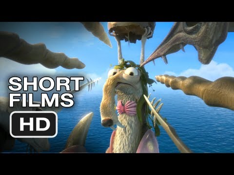 Ice Age: Continental Crack Up #1 &amp; #2 SHORTS - Ice Age Continental Drift Movie (2012) HD