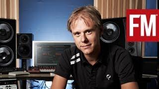 Armin van Buuren In The Studio With Future Music
