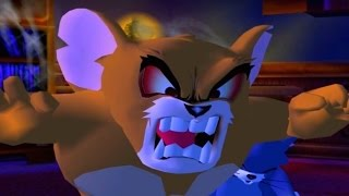 Tom and Jerry War of the Whiskers - Monster Jerry vs Tom - Funny Cartoon Movie Games HD