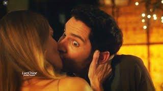 Lucifer 3x05 Charlotte  Luci Kiss  Season 3 Episode 5 S03E05