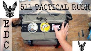 getlinkyoutube.com-5.11 Tactical Rush Delivery LIMA Messenger Style Bag