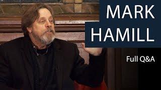 getlinkyoutube.com-Mark Hamill | Full Q&A | Oxford Union