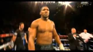 getlinkyoutube.com-Anthony Joshua vs Michael Sprott TKO 1 Round Full Fight