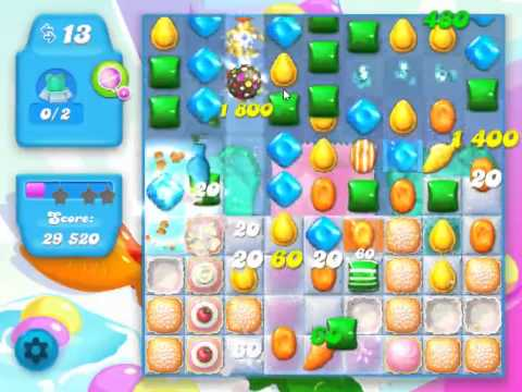 Candy Crush Soda Saga Level 223 NO BOOSTERS
