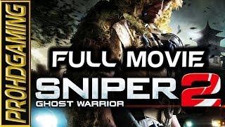 getlinkyoutube.com-Sniper Ghost Warrior 2 (PC) I Full Movie I Walkthough/Gameplay [HD]