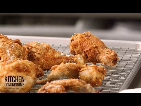 No-Fail Deep-Fried Chicken - Kitchen Conundrums with Thomas Joseph