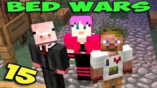 getlinkyoutube.com-ч.15 Bed Wars Minecraft - Я действительно смог!!!