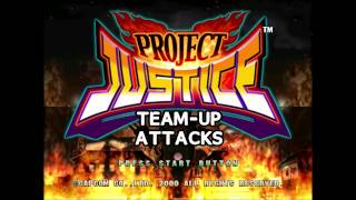 Project Justice - All Team-Up Attacks