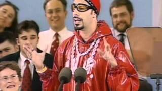 Ali G Harvard Commencement Speech