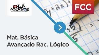 getlinkyoutube.com-MATEMÁTICA BÁSICA - CURSO AVANÇADO DE RACIOCÍNIO LÓGICO FCC - SÉRGIO CARVALHO - 18/11