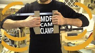 getlinkyoutube.com-Making MDF Cam Clamps