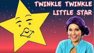 Twinkle Twinkle Little Star | Nursery Rhymes with Music