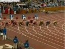 Usain Bolt 100m Sprint