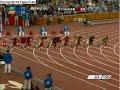 Usain Bolt 100m Sprint