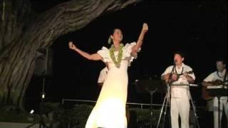 getlinkyoutube.com-ハワイの伝統フラ カノエ・ミラーの魅力