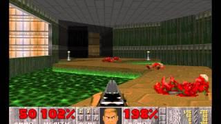 getlinkyoutube.com-Childhood game nostalgia: Doom. PC vs PSX