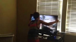 getlinkyoutube.com-KID RAGING HARD AT CALL OF DUTY
