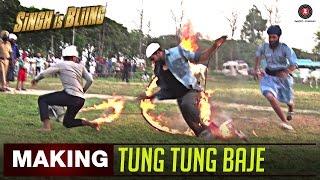 Tung Tung Baje Making | Singh Is Bliing | Akshay Kumar & Amy Jackson | Sneha Khanwalkar