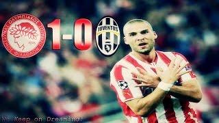 "getlinkyoutube.com-Olympiacos FC 1 - 0 Juventus • ""We Keep on Dreaming!"" | Champions League"
