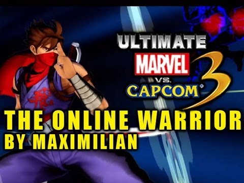 UMVC3 The Online Warrior: Episode Two 'What Makes A Team?'