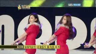 getlinkyoutube.com-[HD] Performance 120128 A Pink - My My ( Remix Version )