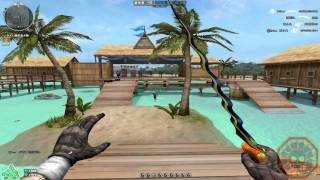 getlinkyoutube.com-Cross Fire China || Bora Bora Island (Reaction Knife Match) [GamePlay]!