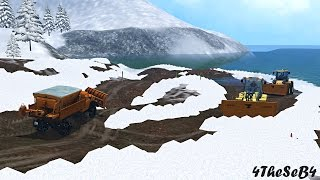 getlinkyoutube.com-Farming Simulator 15 - TMP - Snow Town